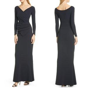 Chiara Boni La Petite Robe Kaya Ruffle Gown